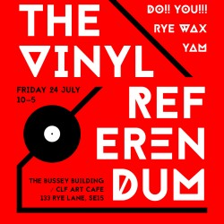The Vinyl Referendum