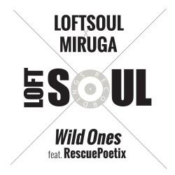 "LoftSoul x Miruga feat. RescuePoetix ""Wild Ones"""