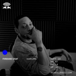 Karizma has a fireside chat