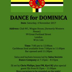 Dance For Dominica
