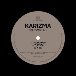 Karizma – The Power EP Back In Stock